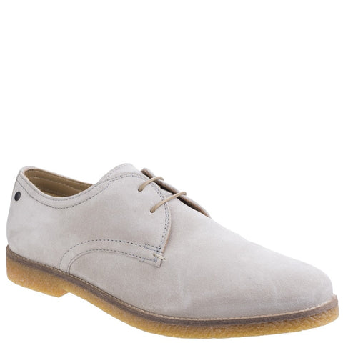 Base London Whitlock Suede Lace Up Derby Shoe