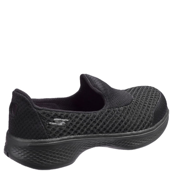 Skechers Go Walk 4 Kindle Slip On Trainer