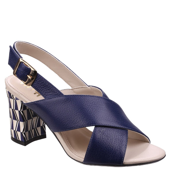 Riva Budino Leather Ladies Sandal