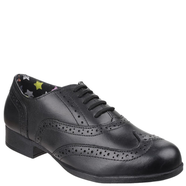 Hush Puppies Kada Senior School Shoe