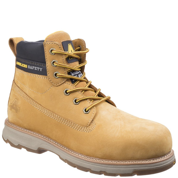 Amblers Safety AS170 Lightweight Full Grain Leather Safety Boot