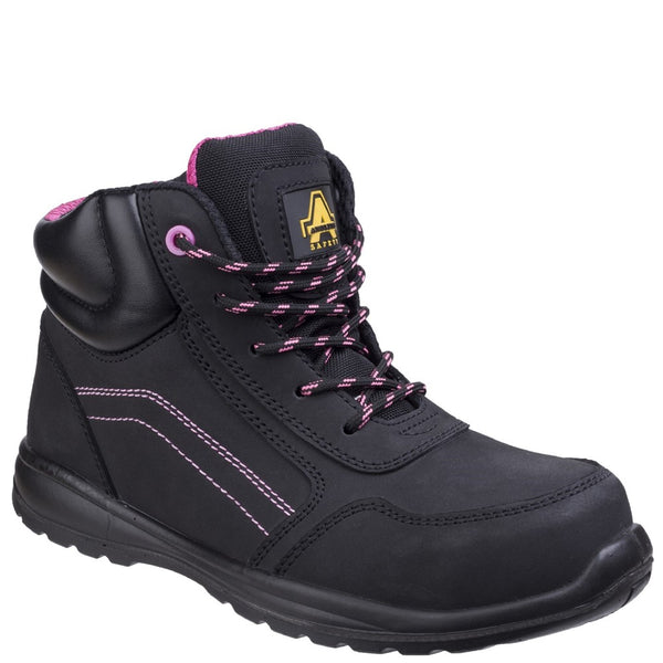 Amblers Safety AS601 Lydia Composite Safety Boot With Side Zip