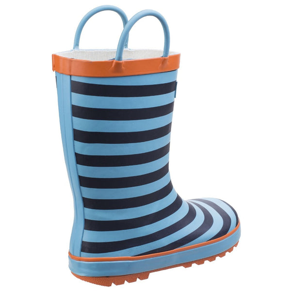 Cotswold Captain Stripy Wellies