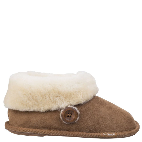 Cotswold Wotton Sheepskin Bootie