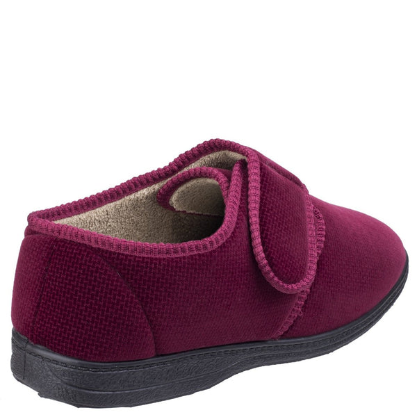 Fleet & Foster Sam Touch Fastening Slipper
