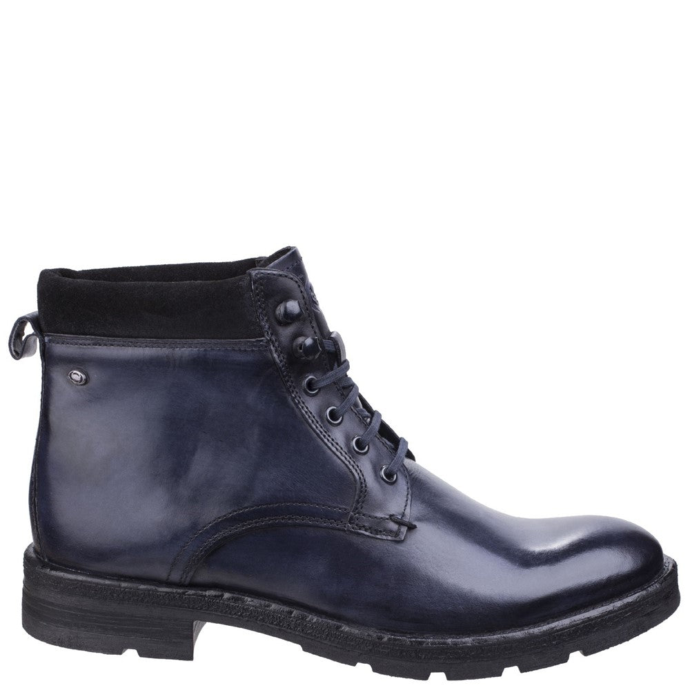 e68a66347d3 Mens Base London Panzer Washed Work Boot Blue – Brantano