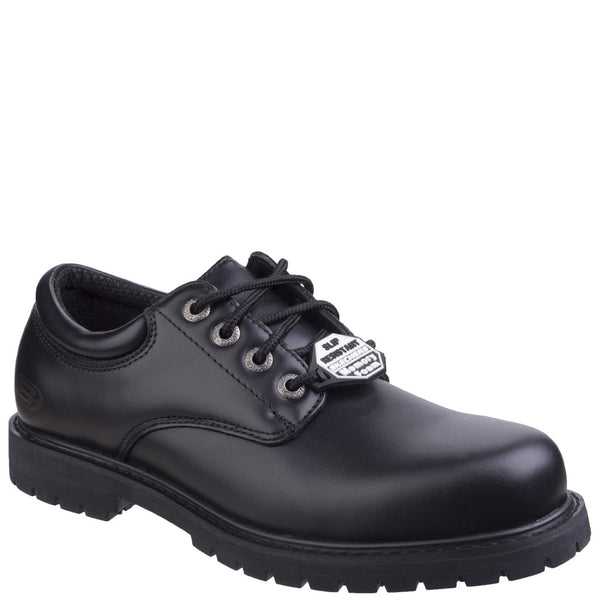 Skechers Cottonwood Elks Sr Lace Up Shoe
