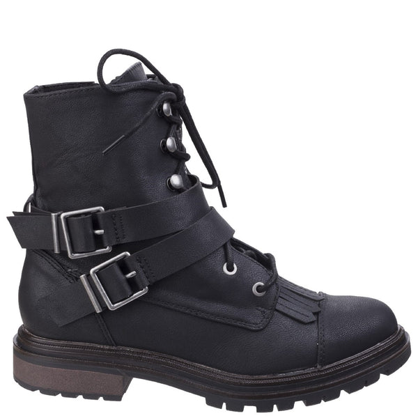 Rocket Dog Lacie Combat Boot