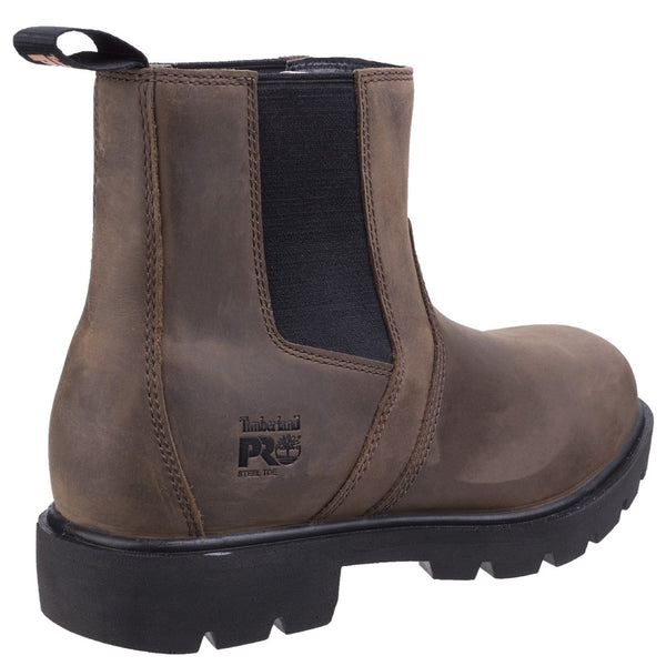 Timberland Pro Sawhorse Dealer Slip on Safety Boot