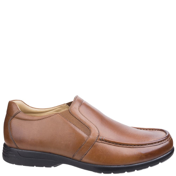 Fleet & Foster Gordon Dual Fit Moccasin