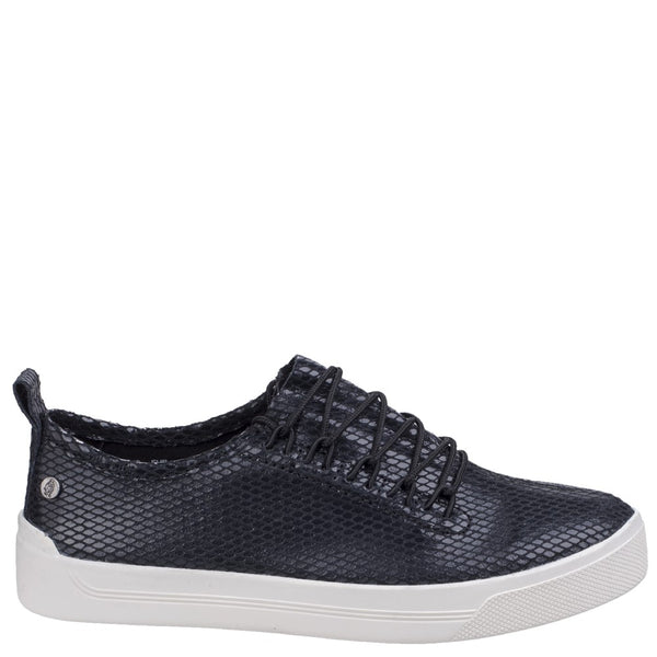 Hush Puppies Gabbie Lace up Trainer