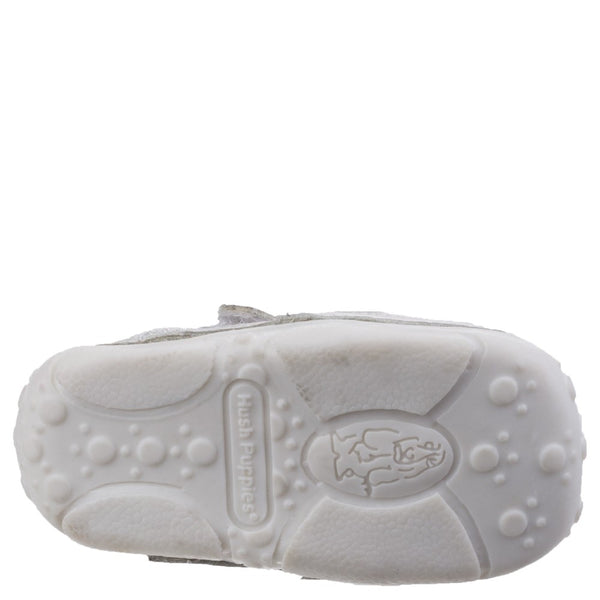 Hush Puppies Livvy Touch Fastening Shoe