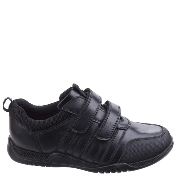 Hush Puppies Josh Snr Touch Fastening Shoe