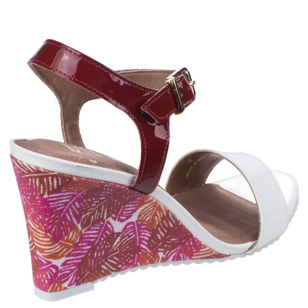 Riva Elda Patent Ladies Sandals