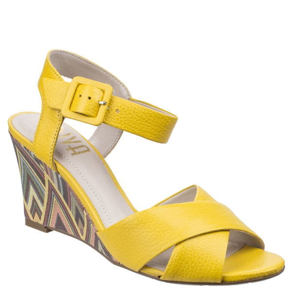 Riva Hot Heels Emilia High Wedge Sandal