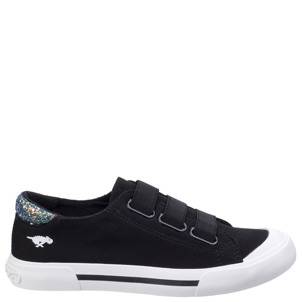 Rocket Dog Jamaica Canvas Slip On Trainer