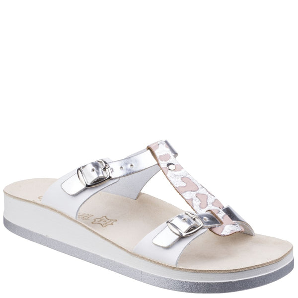 Fantasy Jessamine Buckle Up Sandal