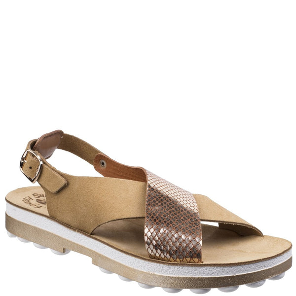 Fantasy Izabella Buckle Up Sandal