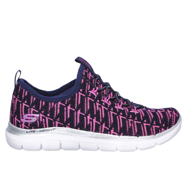 Skechers Skech Appeal 2.0 Insights Elasticated Trainer