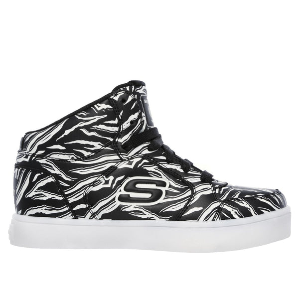 Skechers Energy Lights Outglow Lace-Up High Top