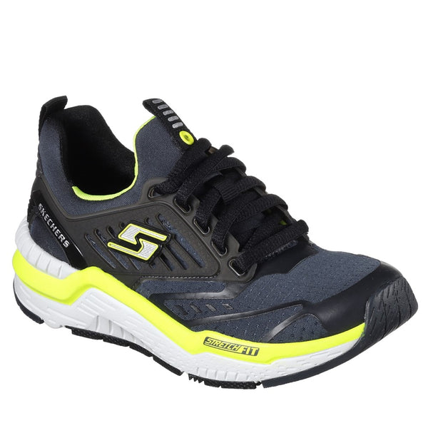 Skechers Hyperjolt Lace-Up Trainer