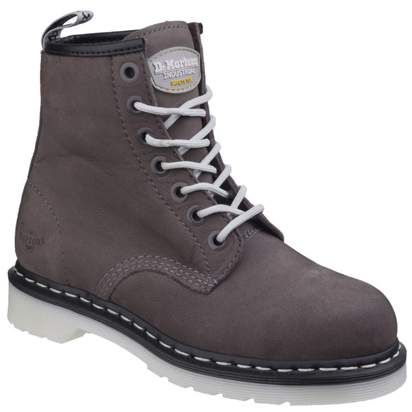 Dr Martens Maple Classic Steel-Toe Work Boot