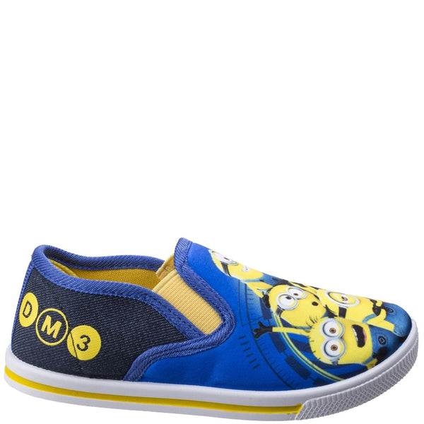 Minions Minions Slip On Trainer