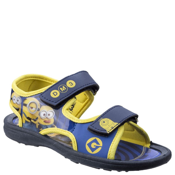 Minions Minions Touch Fastening Sandal