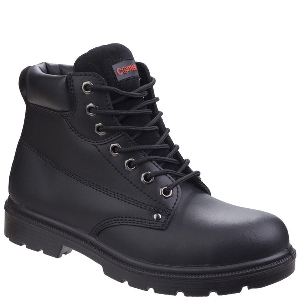Centek FS331 Classic Ankle S3 Black Safety Boot