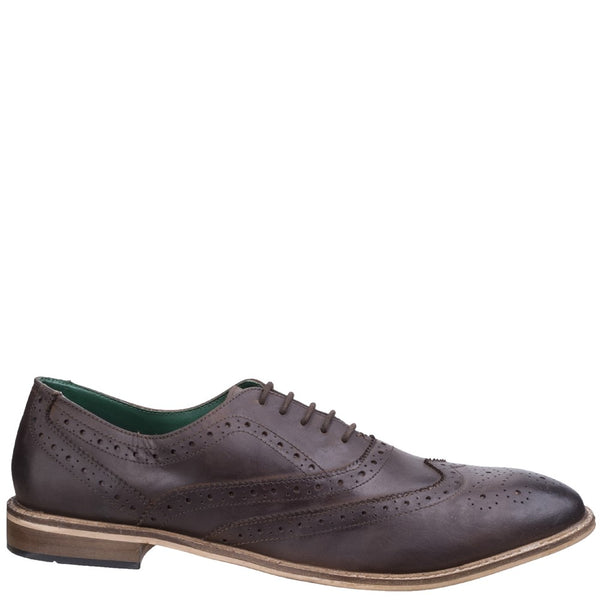 Lambretta Scotts Brogue King Lace Shoe