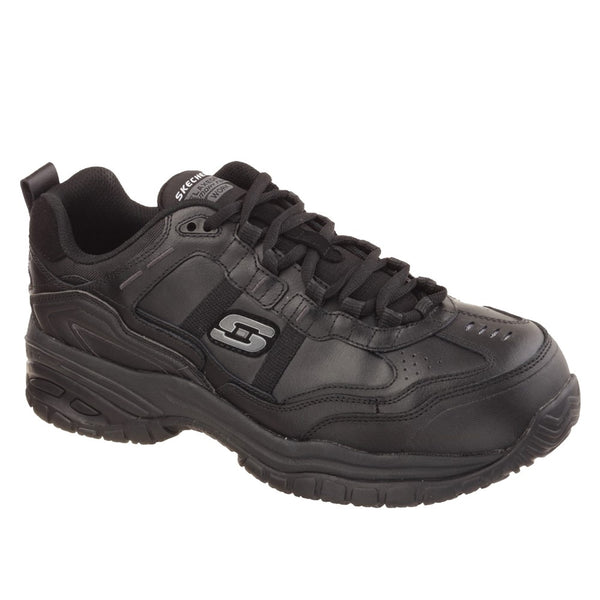 Skechers Soft Stride - Grinnell Lace Up Safety Shoe