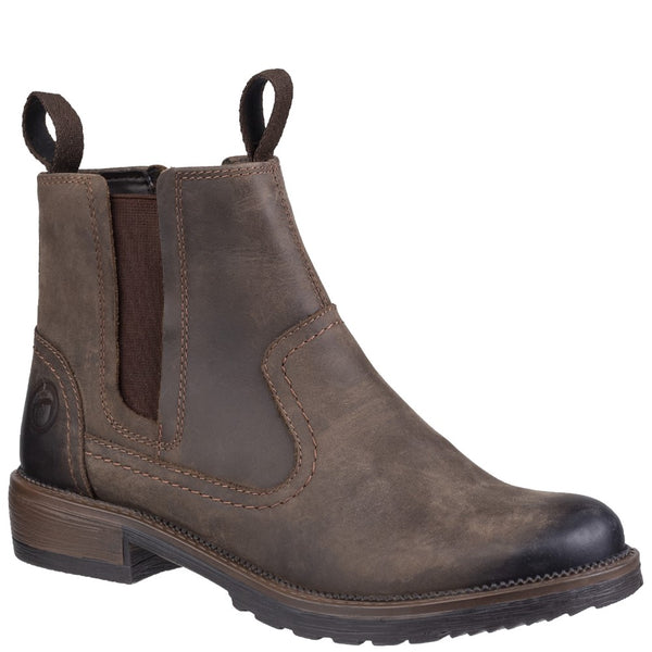 Cotswold Laverton Slip On Ankle Boot