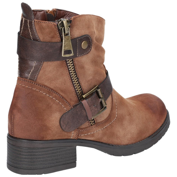 Divaz Jett Zip Up Boot