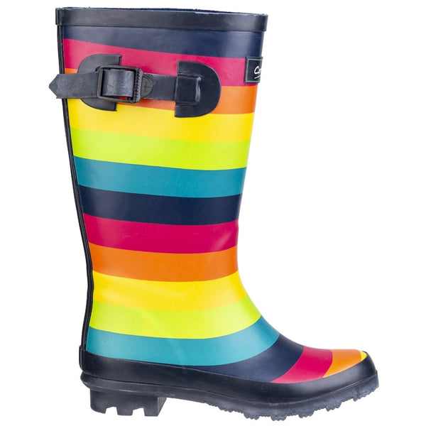 Cotswold Rainbow Wellington Boot