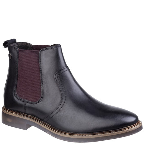 Base London Piper Waxy Chelsea Boot