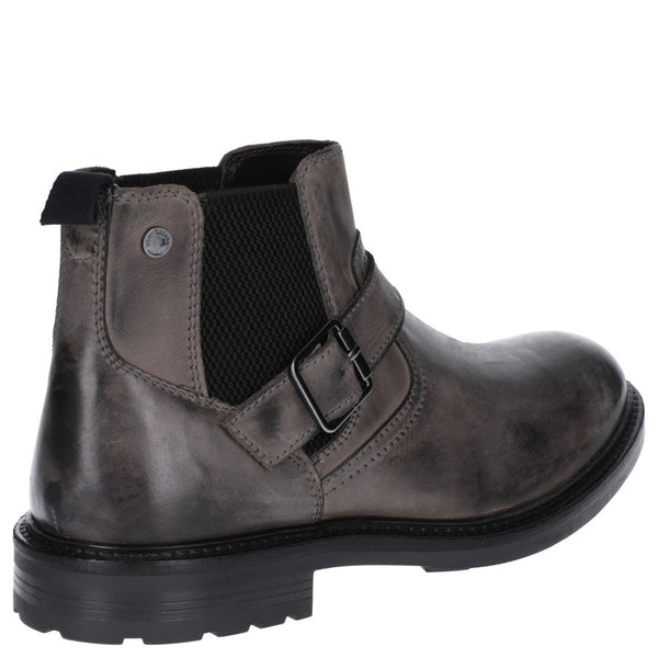 Base London Morrow Burnished Chelsea Boot