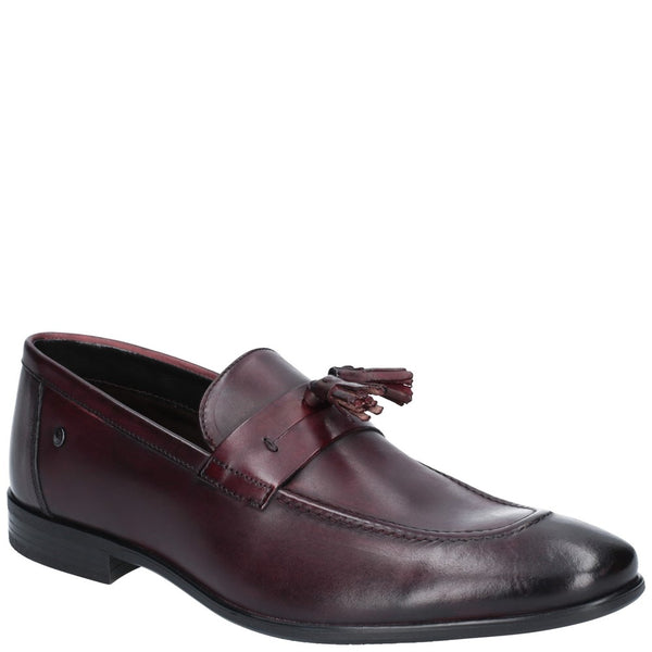 Base London Ritz Burnished Loafer