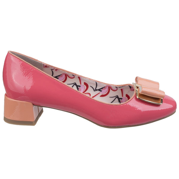 Ruby Shoo June Slip On Heels