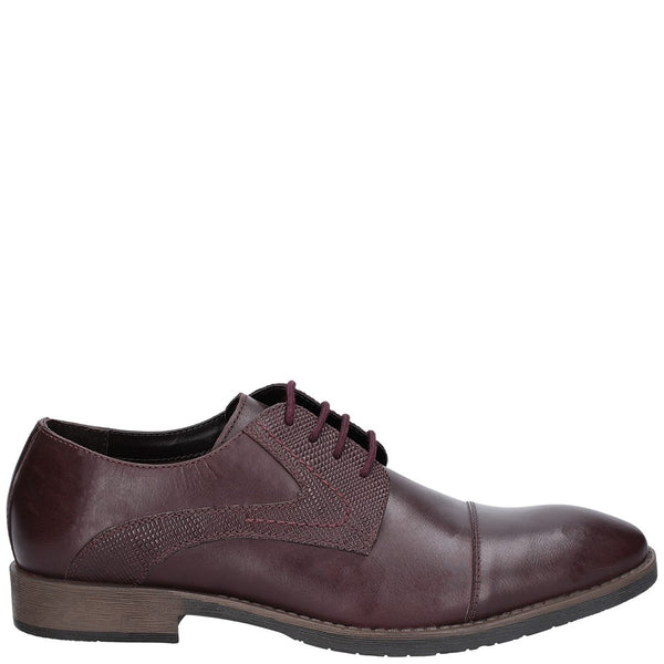 Hush Puppies Derby Plain Toe Shoe