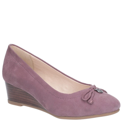 Hush Puppies Morkie Charm Wedge Shoe