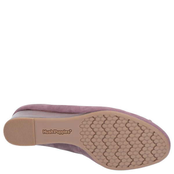 Hush Puppies Morkie Charm Slip On Shoe
