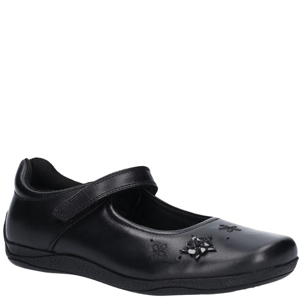 Hush Puppies Candy Senior Touch Fastening Shoe