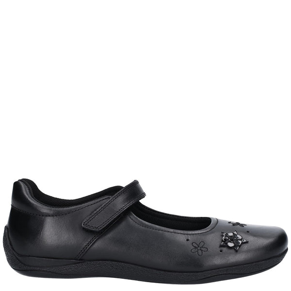 Hush Puppies Candy Senior School Shoe