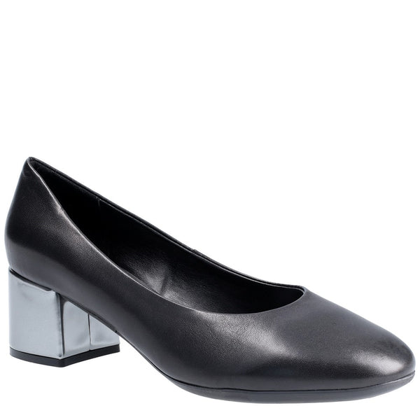 The Flexx Headmistress Slip On Court Shoe