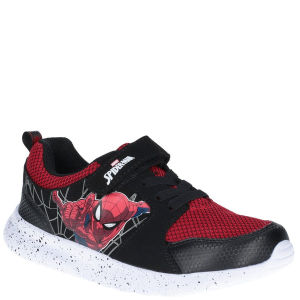 Spiderman Web Touch Fasten Trainer
