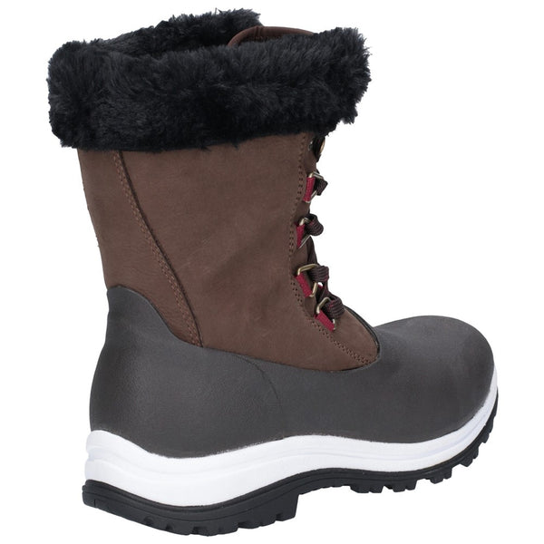 Muck Boots Apres Lace Mid Boot