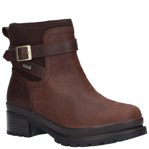Muck Boots MB Liberty Ankle Leather Boot Brown