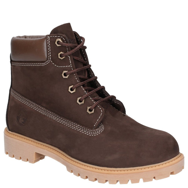 Darkwood Oak II Lace Up Boot