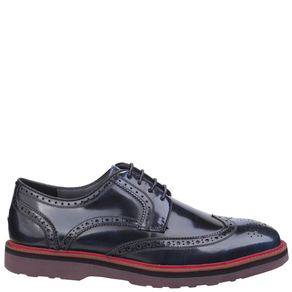 Lambretta Compton Brogue Lace Shoe