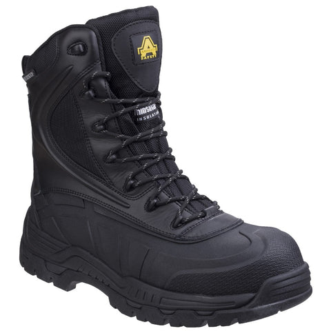 Amblers Safety AS440 Hybrid Metal Free Hi-leg Waterproof Safety Boot
